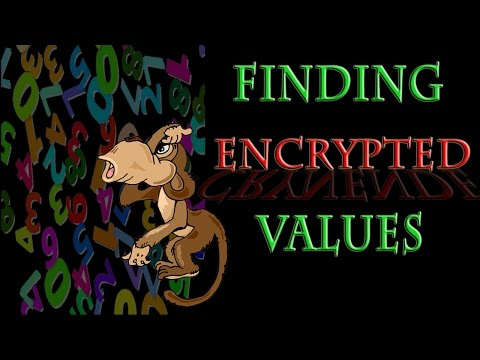 Cheat Engine: Finding Encrypted Values And Manipulating The Stack