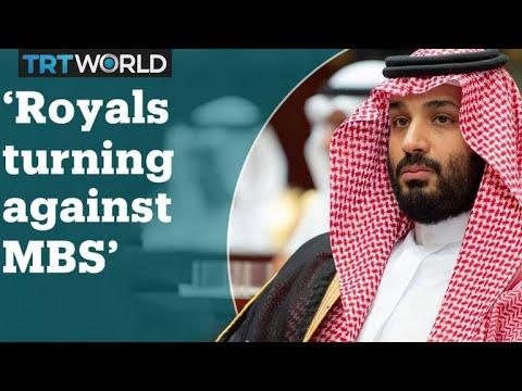 Members of Saudi royal family turn against MBS: Reuters