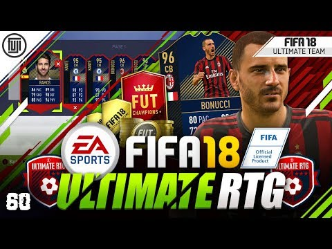 TOTY BONUCCI PURCHASE!!! FIFA 18 ULTIMATE ROAD TO GLORY! #60 - #FIFA18 Ultimate Team