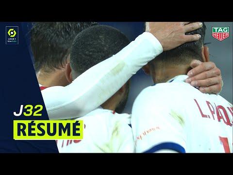 Résumé 32ème journée - Ligue 1 Uber Eats / 2020-2021