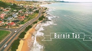 First day in Tasmania checking out Burnie! Love it!!!!