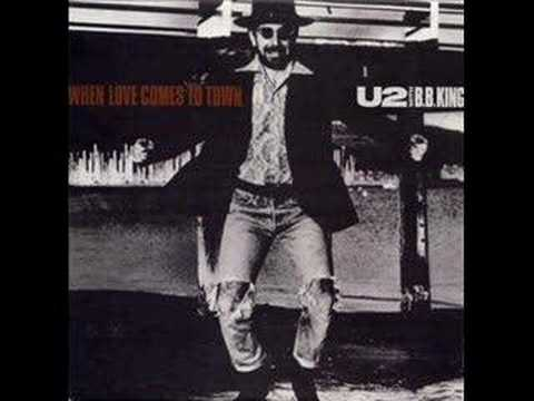 U2 & BB King - When Love Comes to Town Live Kingdom Mix