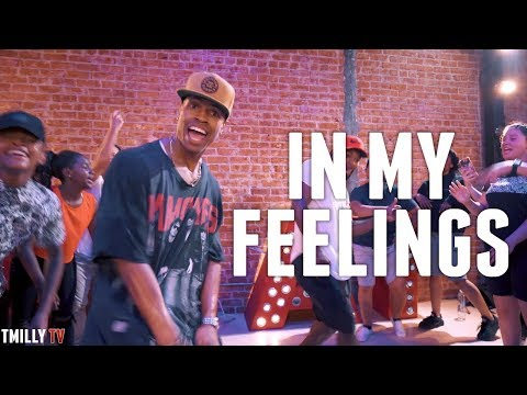 "Drake - ""In My Feelings"" - Choreography by Phil Wright 