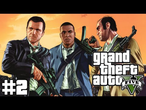 Grand Theft Auto V - Ayın Elemanı Franklin - Bölüm 2
