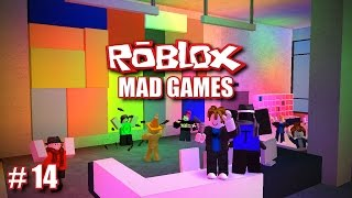 PUBLIC SERVERS (Roblox: Mad Games #14)