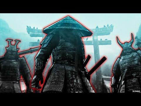 New Japanese Samurai Mech Army In Red Alert 3 Remix Mod