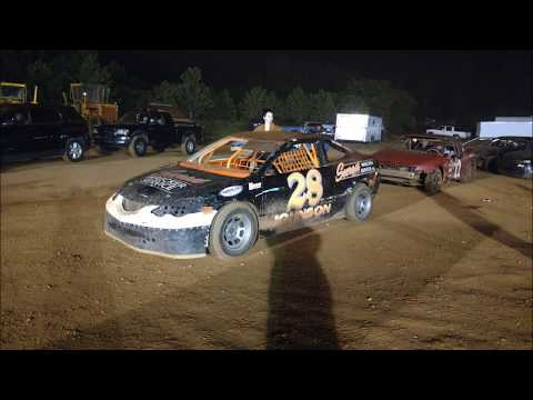 05-28-17 Jay Johnson 3rd Place at Cherokee Speedway (Fwd, Hornets)