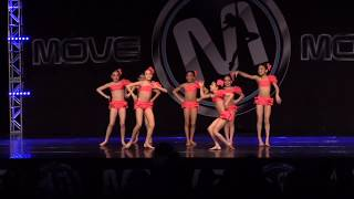 """Aye Carumba""- Junior Acro Vlads Dance Company"
