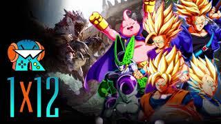 Reconectados 1x12: Dragon Ball FighterZ, Monster Hunter World, God of War