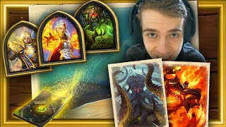 """SEE WHAT'S COMING TO HEARTHSTONE"" Thijs' Thoughts!"