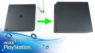 PS4 Pro - Tutorial: So übertragt ihr eure Daten auf die neue Konsole