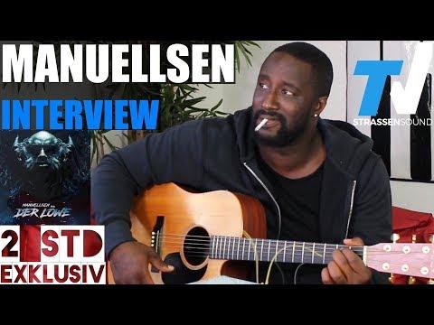 MANUELLSEN REALTALK Interview: Der Löwe, Bushido, Fler, Farid, Kollegah, Hamad 45, Gitarre, Metrickz