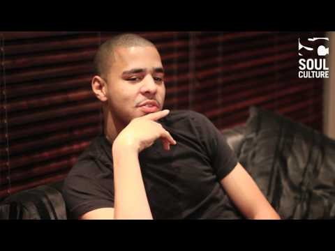 J. Cole recalls producing a beat in tribute to Aaliyah