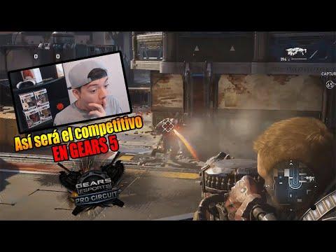 GEARS 5 | Primera partida de Escala 2.0  | VIDEO REACCIÓN