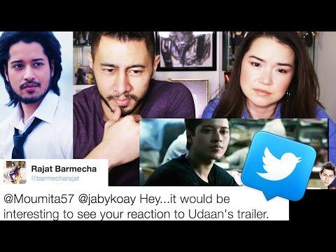 UDAAN trailer reaction REQUEST BY RAJAT BARMECHA