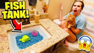 5 INSANE WAYS TO PRANK YOUR GIRLFRIEND! thumbnail