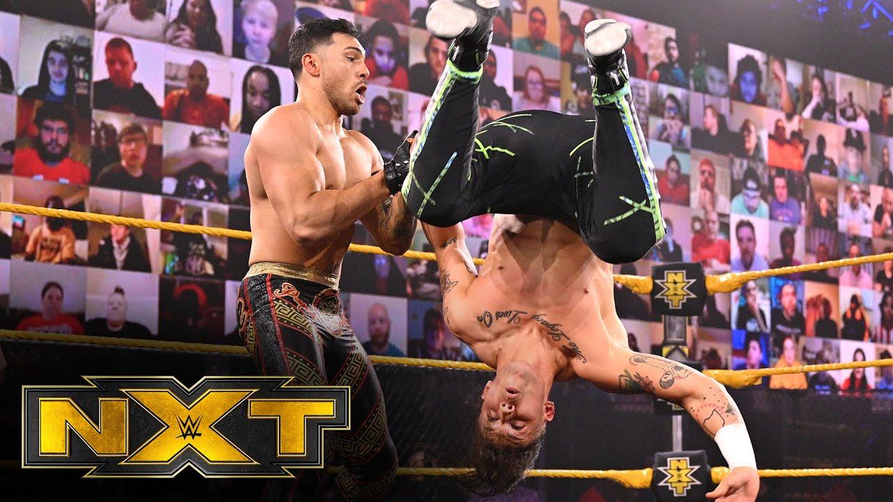Download MSK vs. Legado del Fantasma – Dusty Rhodes Tag Team Classic Semifinals: WWE NXT, Feb. 10, 2021