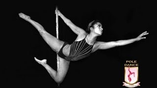 Elizabeth Aguilar en Pole Dance Fitness Competition POLE DFC 2013