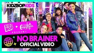 KIDZ BOP KIDS - No Brainer (Official Music Video)