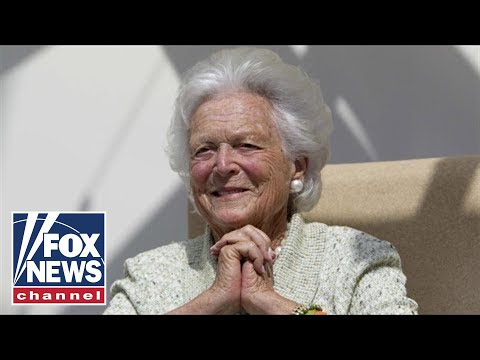 Former First Lady Barbara Bush dead at 92