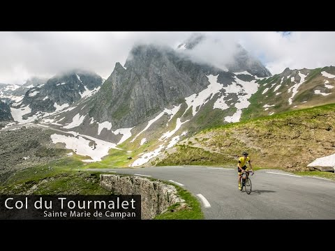 Col du Tourmalet (Campan) - Cycling Inspiration & Education