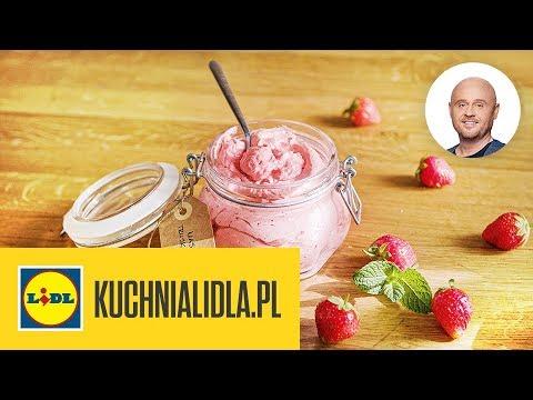 Masło Truskawkowe Paweł Małecki Kuchnia Lidla