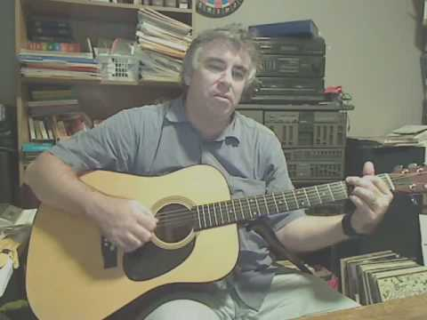 Good Hearted Woman - Waylon Jennings cover guitar