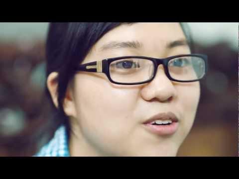 Hồng Ngọc - Thủ khoa khối D trường Nhân Văn 2011