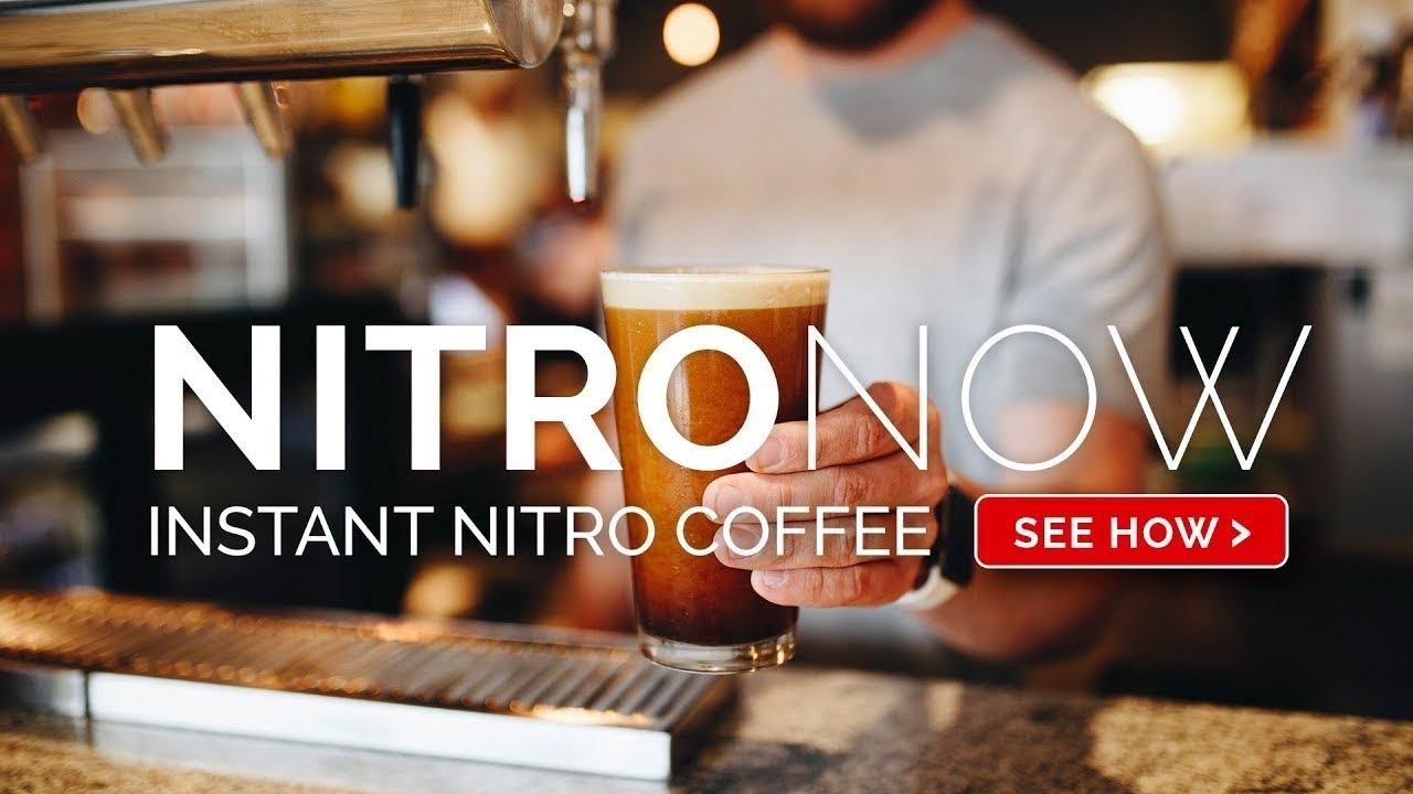 Nitronow Instant Nitrogen Infusion For Perfect Nitro