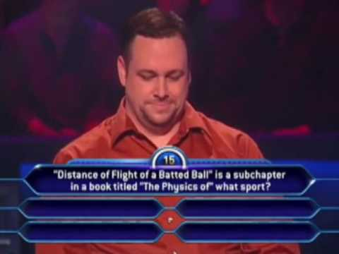 Trevor Schultz on Who Wants To Be A Millionaire - ...
