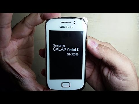 Cambiar Touch Screen Samsung Galaxy Mini 2 GT S6500