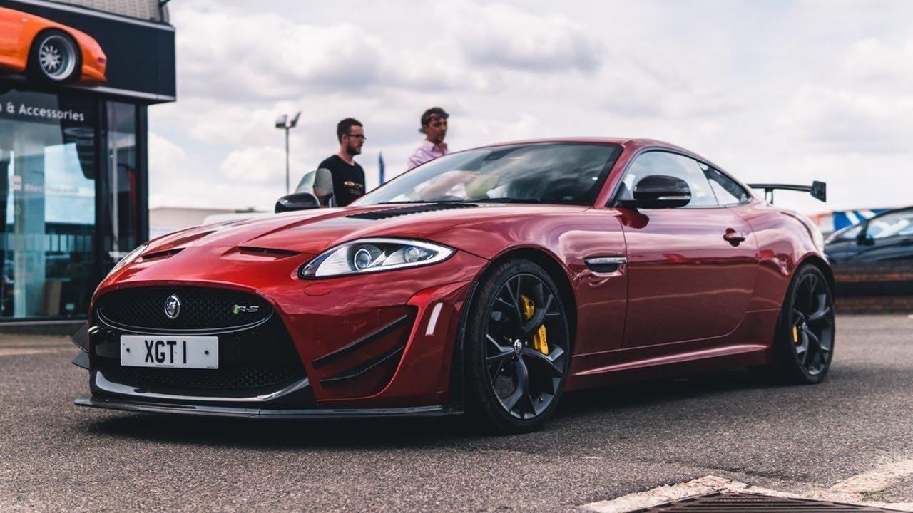 Jaguar XK RS GT at R-Tec Auto Design - YouTube