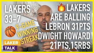 Download Lakers Stay Balling, Destroy Cavs, LeBron w/ 31pts, Dwight w/ 21pts & 15rbs Mp3 and Videos