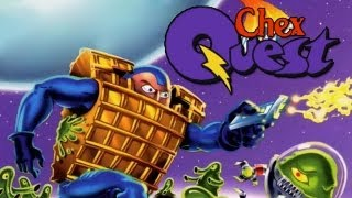 CGR Undertow - CHEX QUEST review for PC