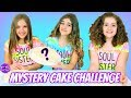 Mystery Cake Challenge - Decorating Birthday Cakes!