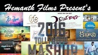 Manisha Eerabathini  2016 Tollywood Mashup  Crazy Feeling  Hemanth Films