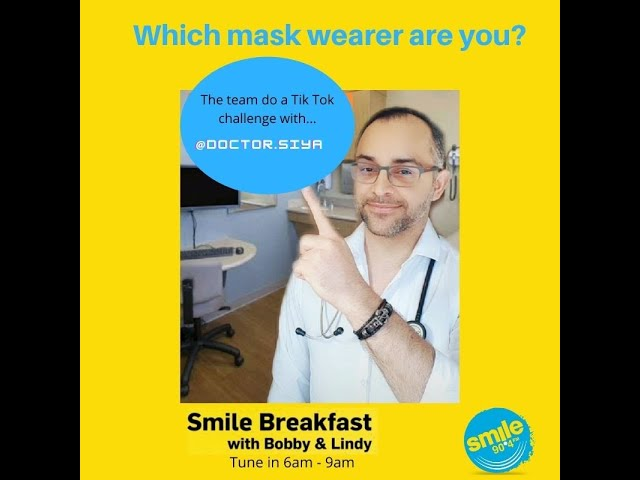 Which Mask Wearer Are You?