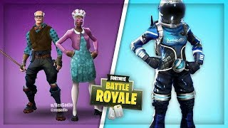 7 NOUVEAUX SKINS sur FORTNITE Battle Royale ? (Fan Concepts)