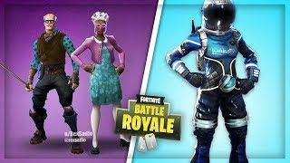 7 NEW SKINS on FORTNITE Battle Royale? (Fan Concepts)
