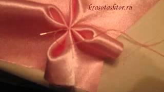 Видео Мастер-Класс декоративной подушки