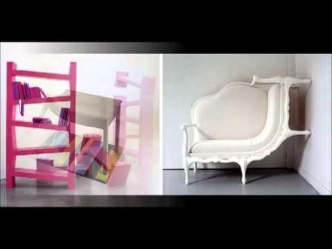 Los muebles mas raros del mundo youtube for Muebles del mundo