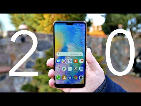 Huawei P20 Review - A Solid Flagship Smartphone