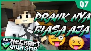Download Video Pranknya Biasa Aja :p (FACECAM) | Viva SMP #7 - Minecraft Indonesia MP3 3GP MP4