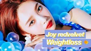 Joy - Red Velvet's weightloss transformation