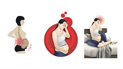 An alternative to suffering headaches and back pain during pregnancy