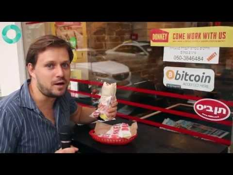 Paying with Bitcoins in Israel
