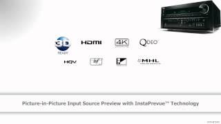 onkyo tx nr5010 preview thx hqv isf mhl 3d instaprevue cloud streaming spotify 4k avr mov