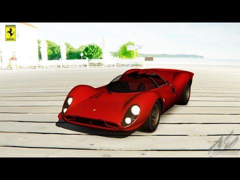 Assetto Corsa-Ferrari 70th Anniversary Pack: Ferrari 330 P4 @ Imola  