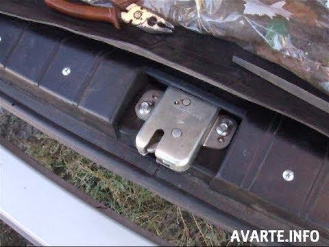 Реальный Обзор багажника НИВЫ ВАЗ 21214. Сколько входит вещей. Объём, размер багажника НИВЫ 3D