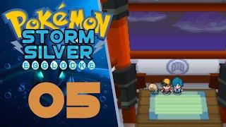 Egglocke sur Pokémon Storm Silver (FR) #05 : Un combat haut perché